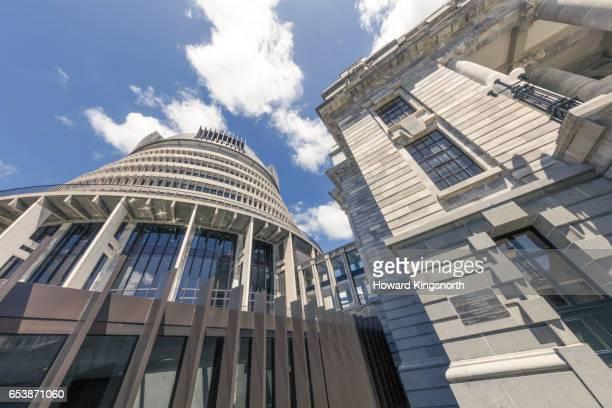 New Zealand Parliament Buildings