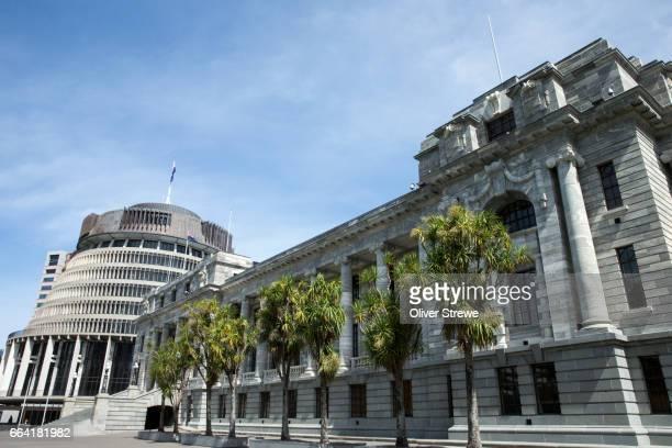 New Zealand parliament House