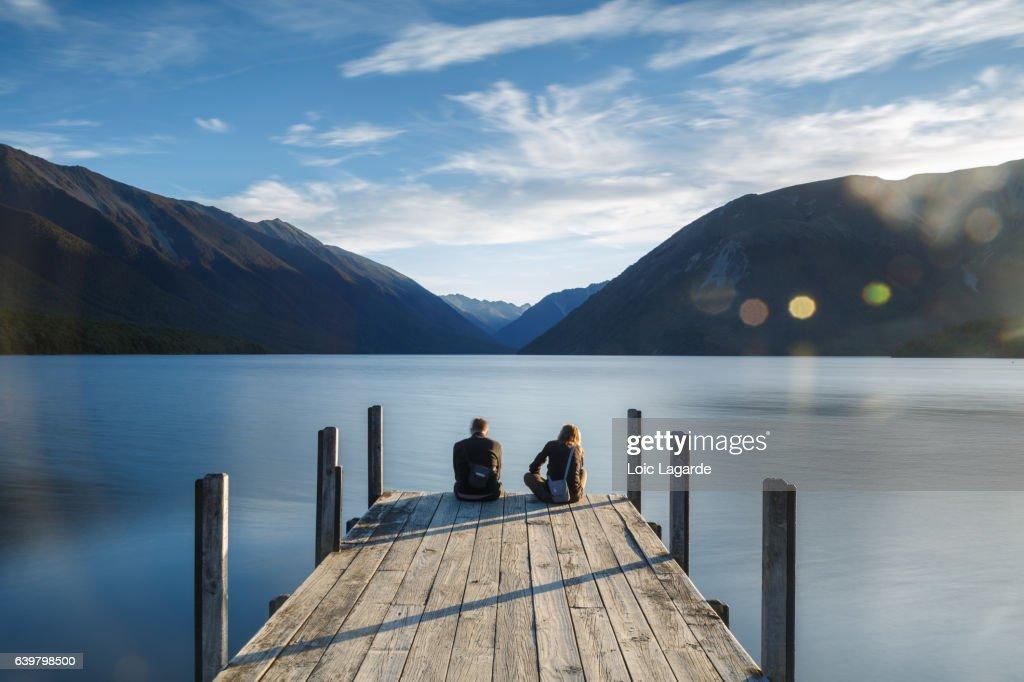 New Zealand : Stock Photo