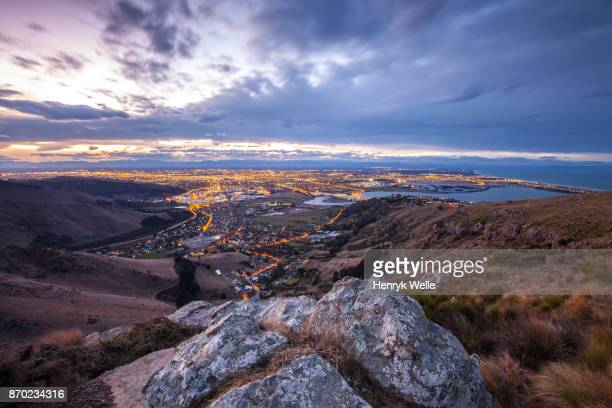 new zealand - christchurch stock pictures, royalty-free photos & images