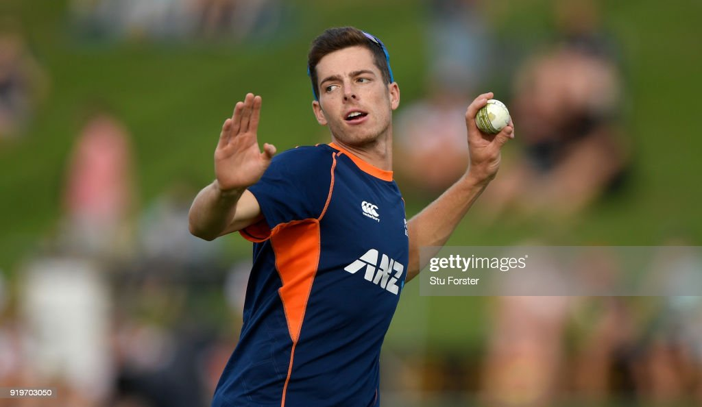New Zealand v England: T20 Tri Series