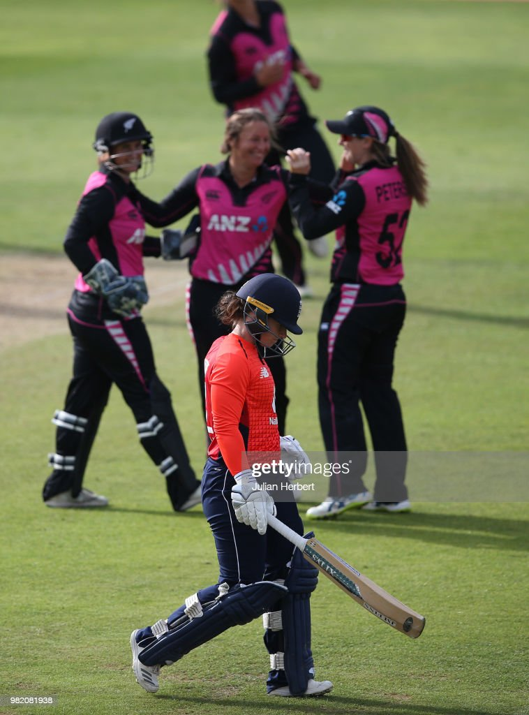 England Women vs New Zealand Women - International T20 Tri-Series