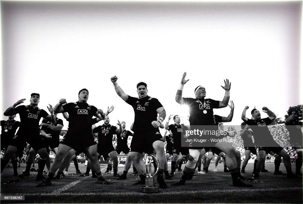 World Rugby U20 Championship: England v New Zealand - Final : News Photo