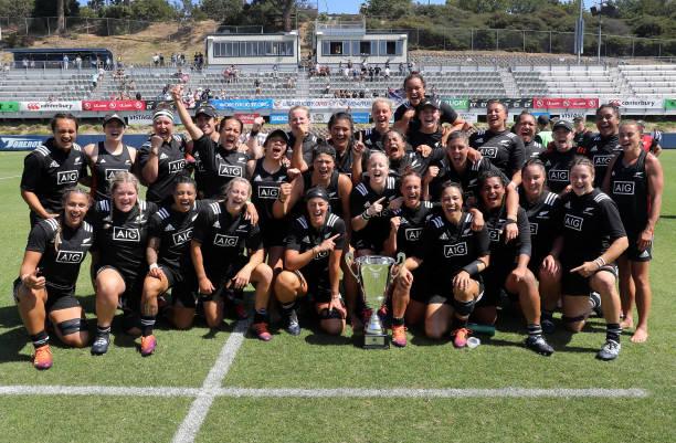 CA: Women's Rugby Super Series 2019 - Final Round