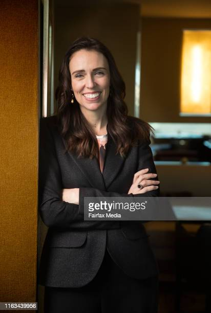 New Zealand Prime Minister Jacinda Ardern is in Melbourne to deliver a speech on the difficulties faced by modern governments July 19 2019