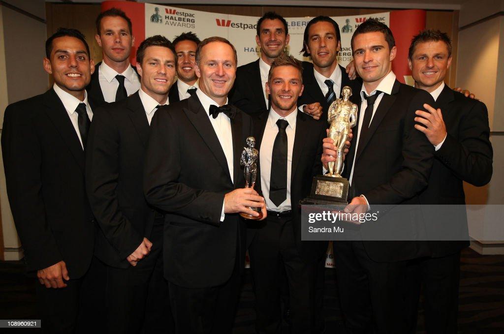 Westpac Halberg Awards - Auckland