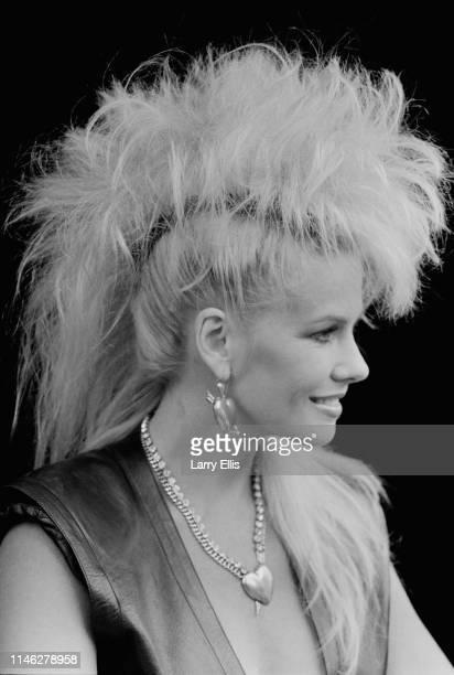 New Zealand psychologist writer and performer Pamela Stephenson UK 16th May 1984
