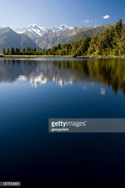 New Zealand Reflected in Lake Matheson
