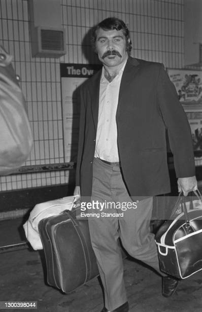 New Zealand rugby union footballer Keith Murdoch is sent home from the UK following a violent incident at his hotel during the All Blacks tour, 5th...