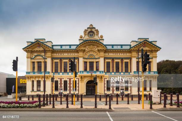 new zealand, south island, exterior - invercargill stock pictures, royalty-free photos & images