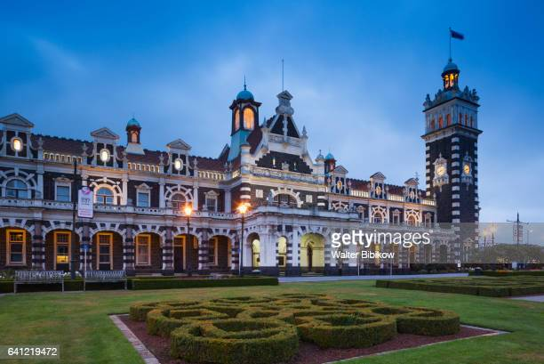 new zealand, south island, exterior - dunedin new zealand stock pictures, royalty-free photos & images