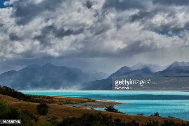 New Zealand, South Island, Lake Pukaiki