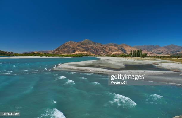 New Zealand, South Island, Lake Wanaka