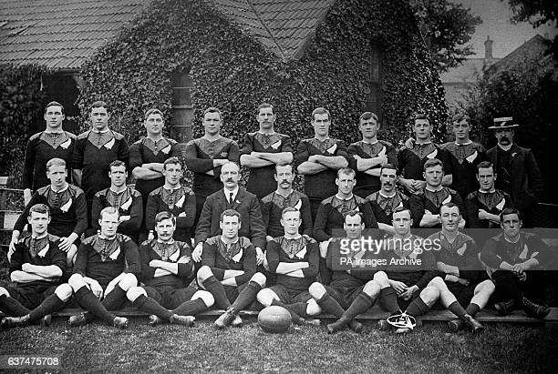 New Zealand Team group 1905/06