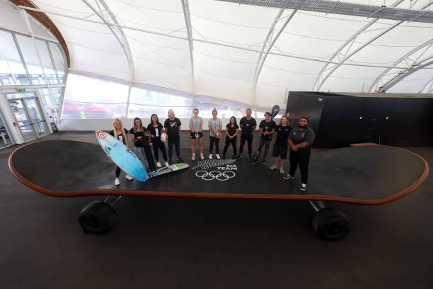 NZL: NZOC 100 Days To Tokyo 2020 Olympic Games