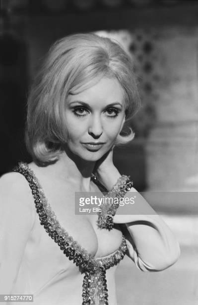 New Zealandborn British actress Nyree Dawn Porter as 'Rita' in television show 'The Gamblers Series' UK 17th February 1968