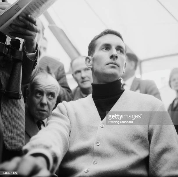 New Zealand-born golfing champion Bob Charles wins the British Open Golf Championship at Royal Lytham & St Annes Golf Club, July 1963.