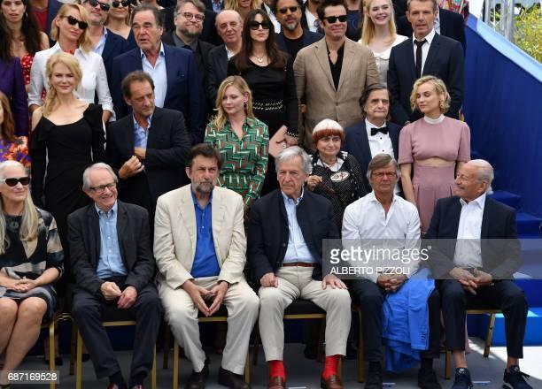 New Zealander director Jane Campion British director Ken Loach Italian director Nanni Moretti GreekFrench director CostaGavras Swedish director Bille...