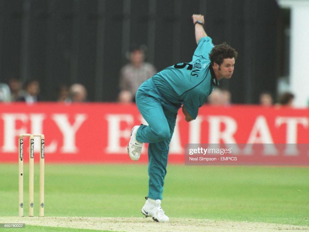 Cricket - ICC World Cup - Group B - New Zealand v Pakistan : News Photo
