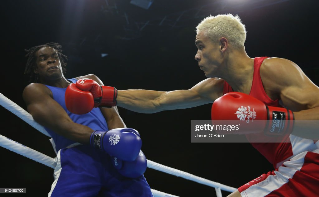 Boxing - Commonwealth Games Day 2