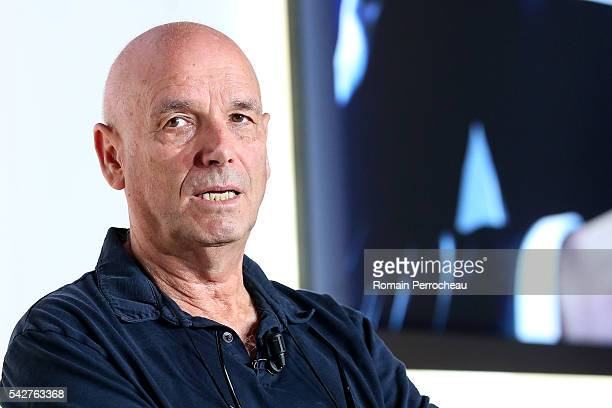 New Zealand's director Martin Campbell during 'Casino Royale' conversation seminar hosted by Saville productions during The Cannes Lions 2016 on June...