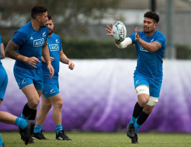 JPN: New Zealand v Ireland - Rugby World Cup 2019: Quarter Final