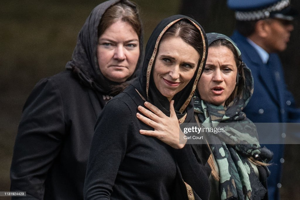 NZL: Christchurch Marks One Week Since Deadly Mosque Attacks