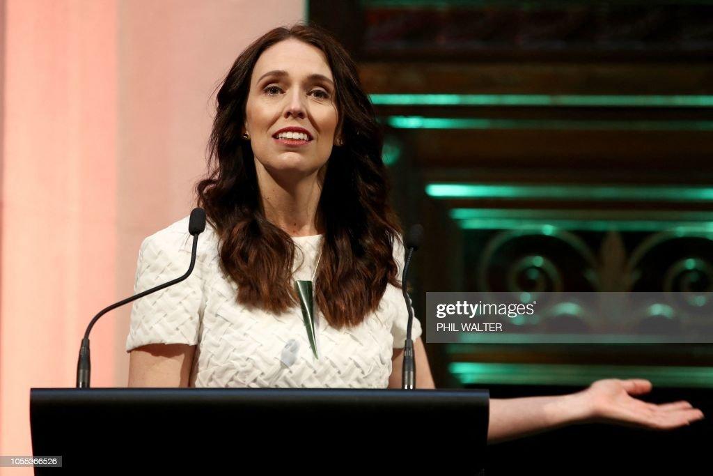 NZEALAND-BRITAIN-ROYALS : News Photo
