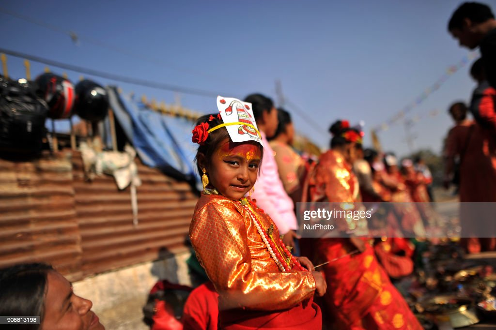 Traditional Mass marriage ceremony in Nepal
