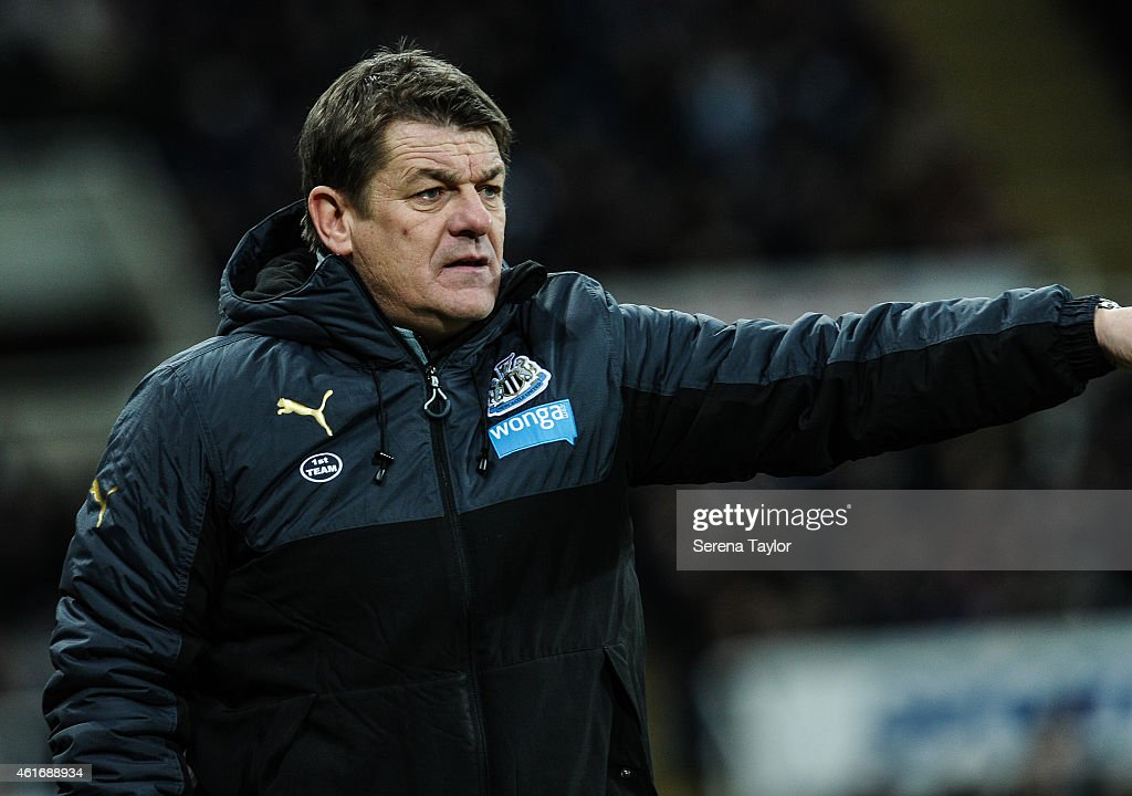 Newcastle United v Southampton - Barclays Premier League : News Photo
