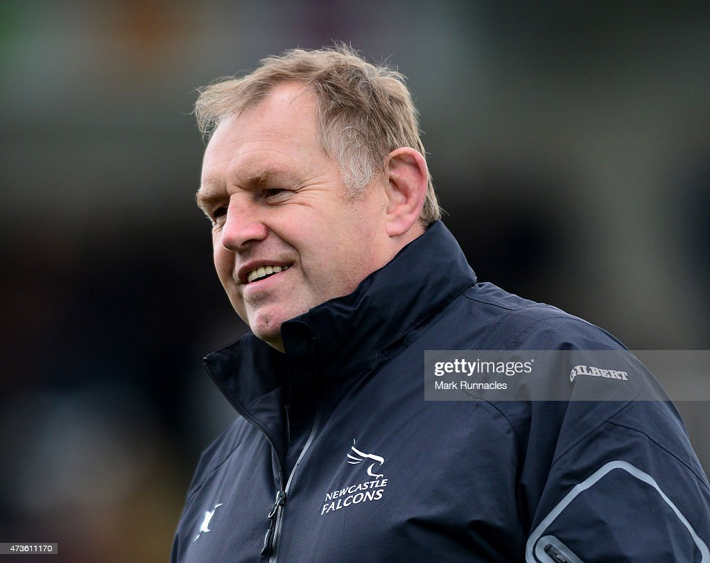 Newcastle Falcons v Harlequins - Aviva Premiership : News Photo