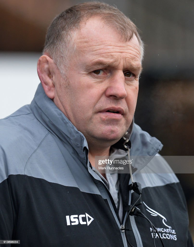Newcastle Falcons v Gloucester Rugby - Anglo-Welsh Cup