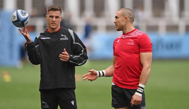 GBR: Newcastle Falcons v Bristol Bears - Gallagher Premiership Rugby