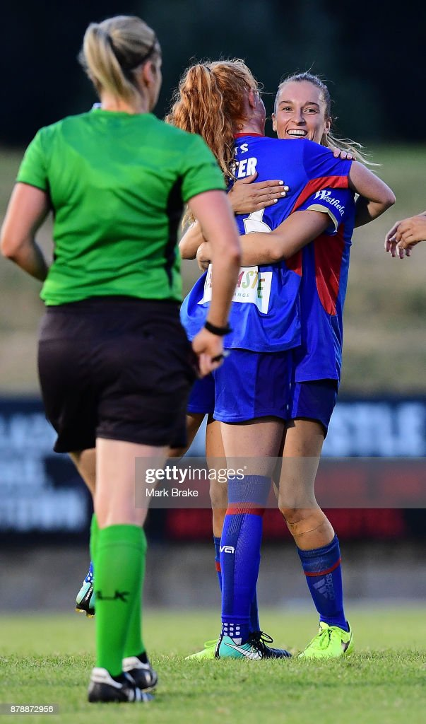 W-League Rd 5 - Adelaide v Newcastle