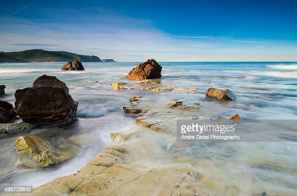 Newcastle, NSW, Australia - Coastline