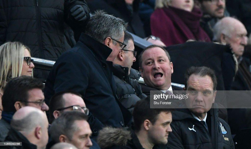 Newcastle United v Cardiff City - Premier League : News Photo