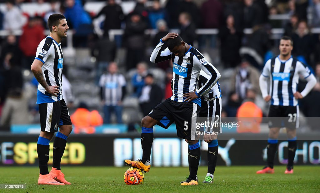 Newcastle United v A.F.C. Bournemouth - Premier League : News Photo
