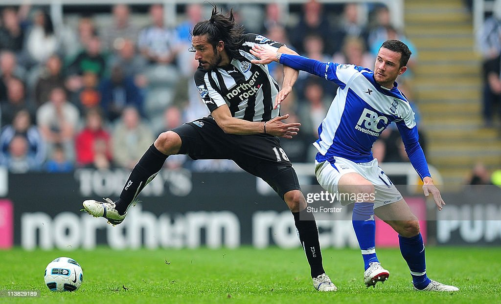 Newcastle United v Birmingham City - Premier League