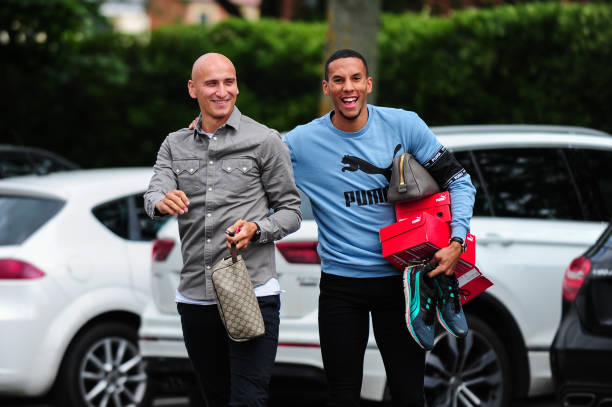 Newcastle United Players Return to First Team Training