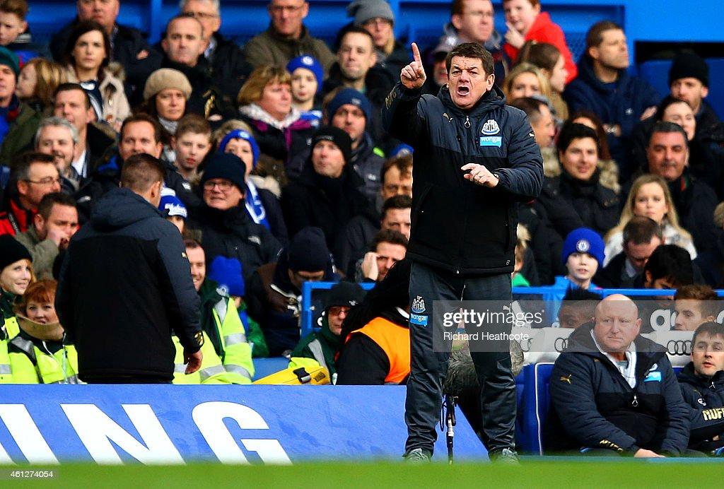 Chelsea v Newcastle United - Premier League