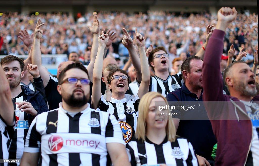 Newcastle United v West Ham United - Premier League : ニュース写真