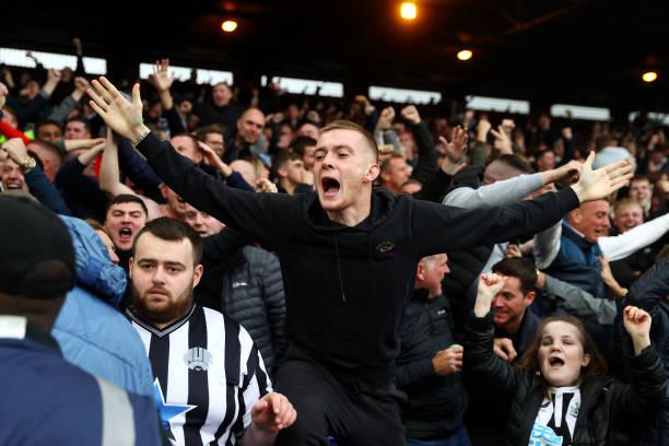 GBR: Crystal Palace v Newcastle United - Premier League