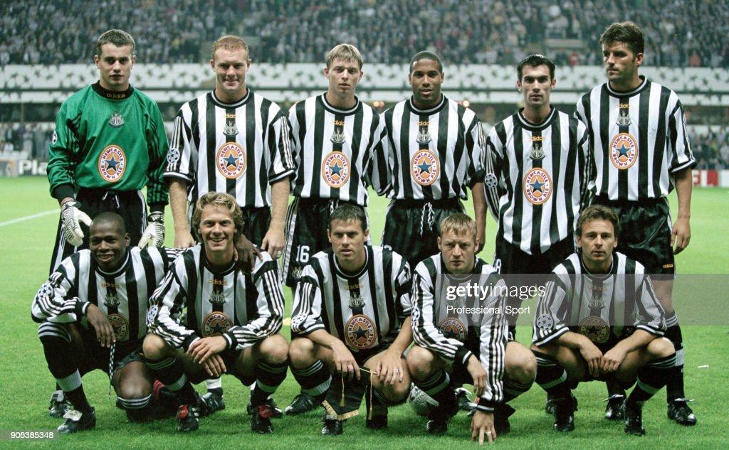 Newcastle United v Barcelona - UEFA Champions League : News Photo