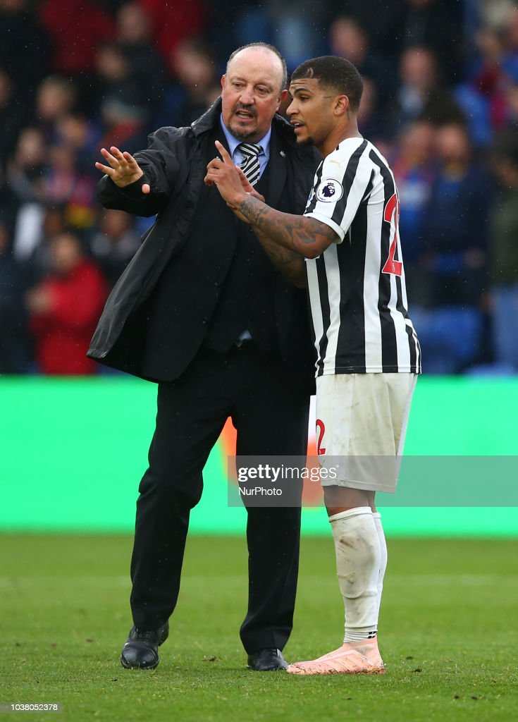 Crystal Palace v Newcastle Unite - Premier League : News Photo