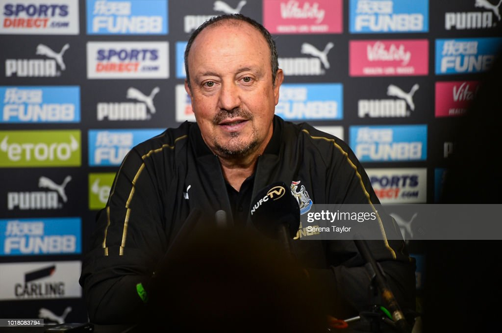 Newcastle United Press Conference