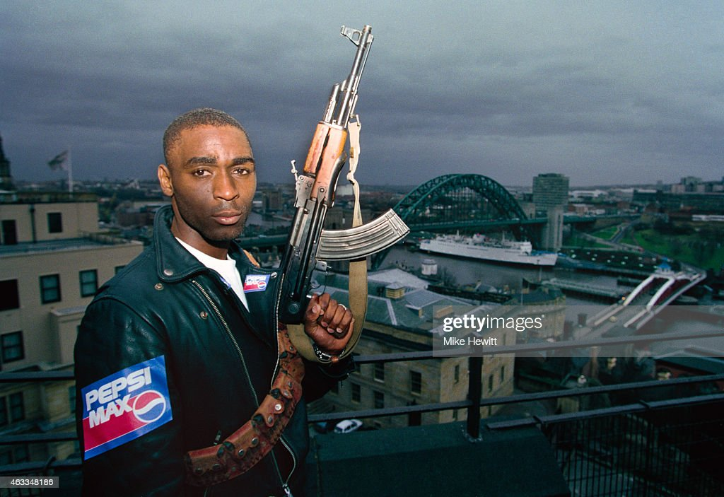 Andy Cole  Newcastle United : News Photo