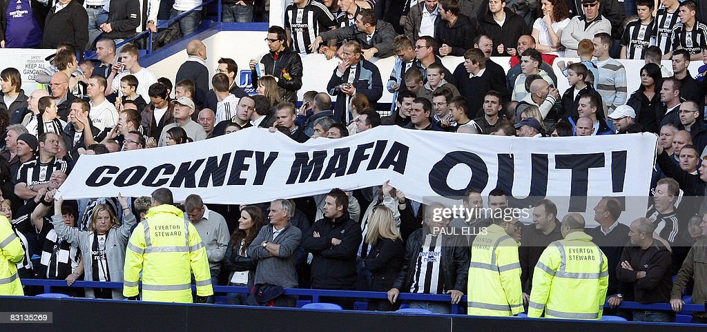Newcastle United supporters protest agai : News Photo