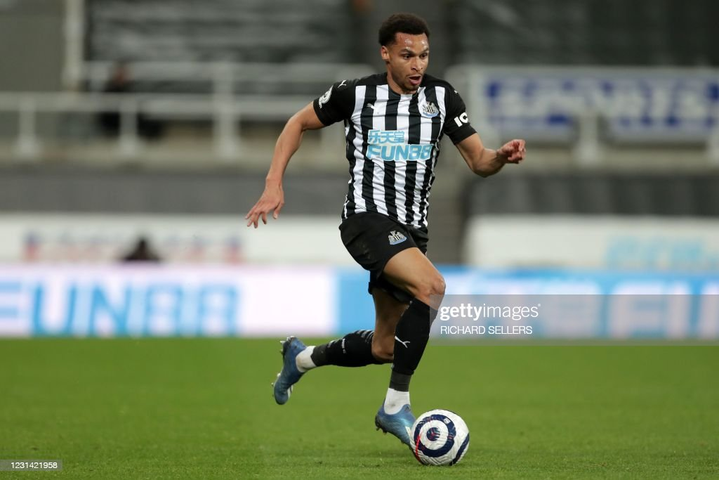FBL-ENG-PR-NEWCASTLE-WOLVES : News Photo
