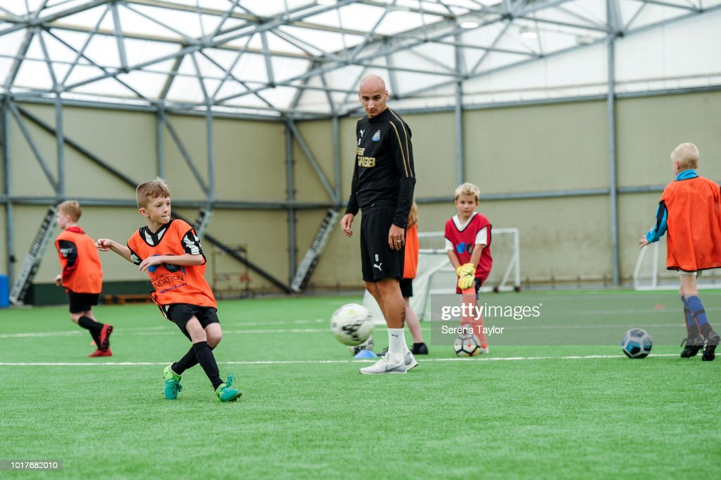 Jonjo Shelvey Foundation Event