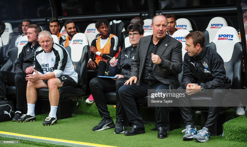 Newcastle United v Hellas Verona - Pre Season Friendly : News Photo